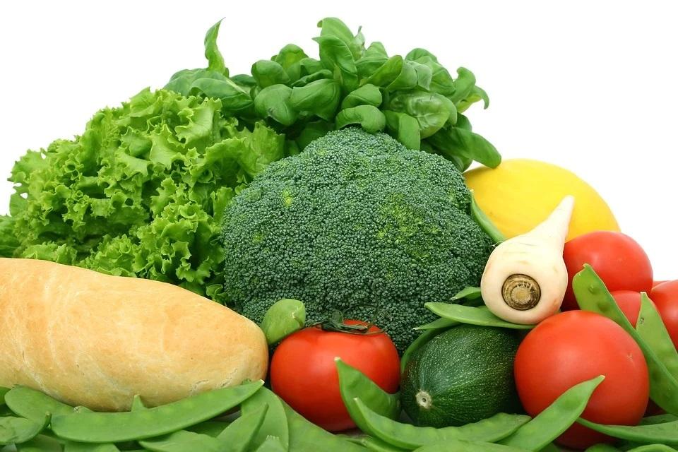 Zelenině se nevyhýbejte