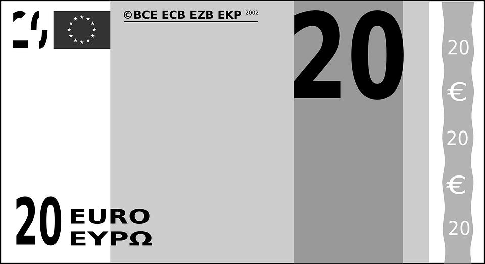 dvacet eur