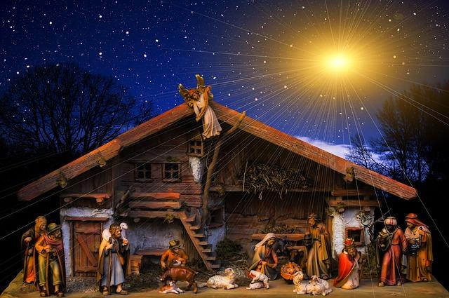 otec vánoc