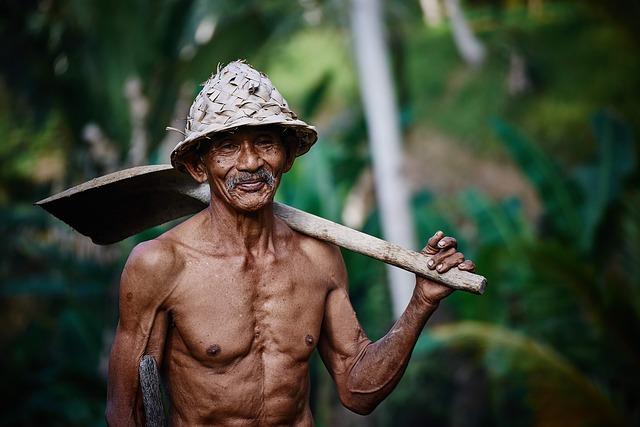 starý pracovník